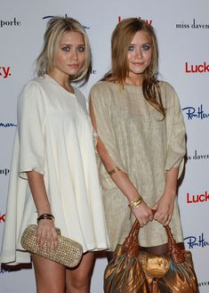 November 2005 - Style Evolution: Mary-Kate and Ashley Olsen - Photos