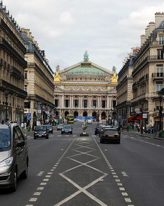 Opera, Paris, France.