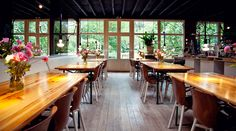 Marres Kitchen is a beautiful setting, amoungst art and gardens. Check it out for yourself!