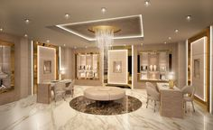 Jewelers - Inside the Walls - loja Jewelry Store Displays, Jewellery Shop Design, Jewellery Showroom, Jewelry Stores, Walmart Jewelry, Diy Jewellery, Jewelry Designer, Jewellery Storage, Fashion Jewelry