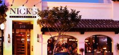 Nick's - Easily the best resturant in San Clemente!  The Halibut is to die for.