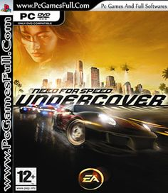 Need For Speed Undercover (Video Pc Game) Highly Compressed,Setup,RIP,Free Download,Full Version