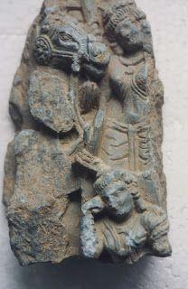 Chandaka and Kanthaka return to Capilavastsu Gandhara Archives Kurita