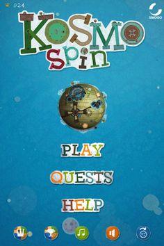 Kosmo Spin  開発: Simogo