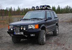 Range Rover P38 On-Off-road project