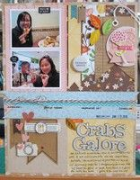 A Project by magnette from our Scrapbooking Gallery originally submitted 11/29/12 at 07:54 PM
