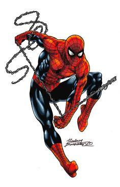 #Spiderman #Fan #Art. (Spiderman commition colors) By:Buchemi. ÅWESOMENESS!!!™ ÅÅÅ+