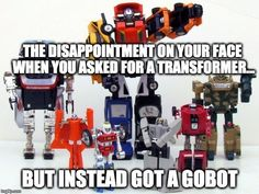 These were the REAL Decepticons: | 29 Memes That Are Too Real For '80s Kids