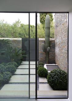 Retailer of Curated & Vintage Stylish Home Decor Dry Garden, Green Garden, European Garden, Planting Plan, Mediterranean Garden, Space Architecture, Stylish Home Decor, Beach Landscape, Modern Landscaping