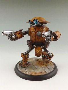 What is Steampunk? Arte Robot, Robot Art, Star Wars Droids, Robot Concept Art, Dragons, Metal Toys, Robot Design, Anubis, Toy Soldiers