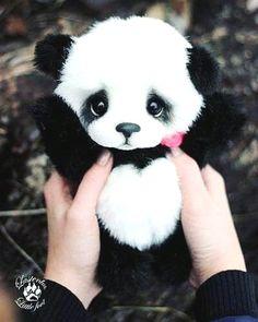 The love of panda #cute #animal #wildlife