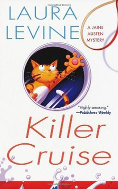 Book review: Killer Cruise by Laura Levine