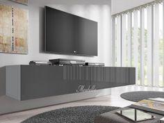 billig tv m bel wei hochglanz h ngend home decor pinterest tv m bel hochglanz und m bel. Black Bedroom Furniture Sets. Home Design Ideas
