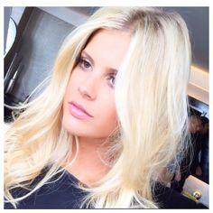 Perfect Blonde Hair - Lala Trussardi Rudge - brazilian fashion blogger Instagram @lalatrussardirudge