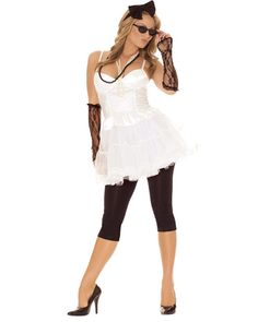 Women's Rock Star Sexy Pop Stars Sexy Costumes Costume at Wholesale Prices