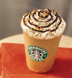 mocha coco frappuccino, starbucks