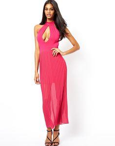 #asos                     #Skirt                    #ASOS #ASOS #High #Neck #Pleat #Skirt #Maxi #Dress #ASOS                      ASOS   ASOS High Neck Pleat Skirt Maxi Dress at ASOS                                                    http://www.seapai.com/product.aspx?PID=1384056