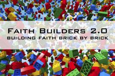 "In January, I came across David Henderson's incredible idea and lesson sequence to combine Bible stories with LEGO builds called ""Faith Builders."" I loved the idea of engaging chi…"