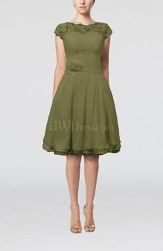 Olive Green is shade one for my dream green wedding