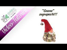"VIDEO ""GNOMO"" SEGNAPOSTO - HobbyPerline.com"