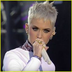Katy Perry brought love and light