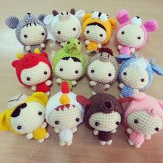 Welcome to crochet world by crochet like from THAILAND for sale crochet dolls,not sale pattern ✈ship worldwide:pays by paypal