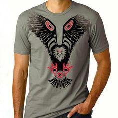 Eagle by Sondra Simone Segundo, Haida - Salish Style