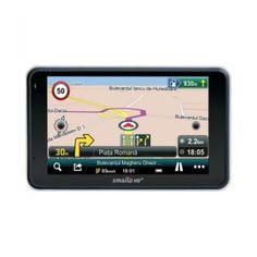 """Sistem de navigatie Smailo HDx 5"""" cu camera foto, harta Full Europe  699,99 Lei  Poţi cumpăra  resigilate  de la 399,99 Lei"""