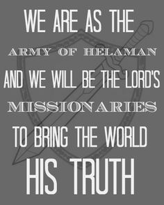 Prints for my Boys, Army of Helaman free printable in 3 colors