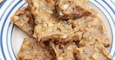 Chewy Nutty Squirrel Bars