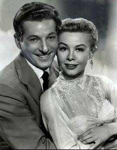 Danny Kaye and Vera Ellen, White Christmas, 1954 <3