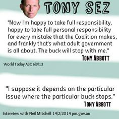 Mouth? Moving?  #auspol #australia #tonyabbott