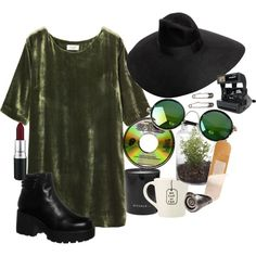 """No Surprises"" by violetteandgrunge on Polyvore"