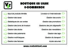 Création de boutique en ligne #ventedetout Réalisation graphique : Camille Perin