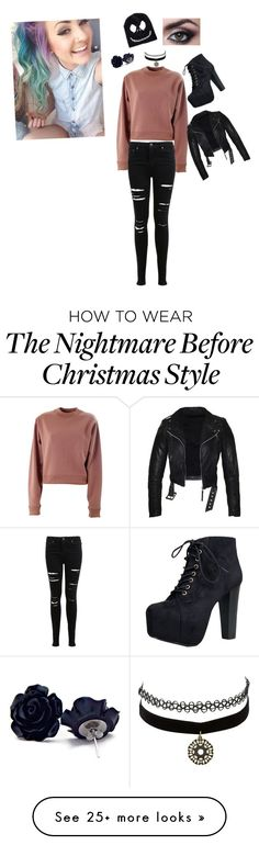"""New me -Robin"" by themonsters-138-473 on Polyvore featuring Acne Studios, Miss Selfridge, Charlotte Russe and Speed Limit 98"