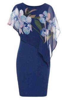 Simple Dresses, Elegant Dresses, Day Dresses, Dress Outfits, Evening Dresses, Casual Dresses, Short Sleeve Dresses, Chiffon Dresses, Layered Dresses