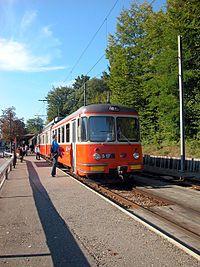 Bremgarten–Dietikon railway - Wikipedia, the free encyclopedia