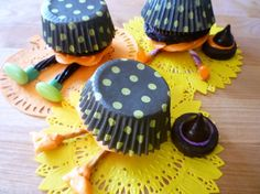 Ding-Dong, the Witch is Dead Cupcakes « Sweet Simple Stuff