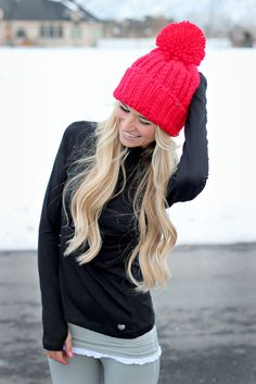 Pop or Red for Winter
