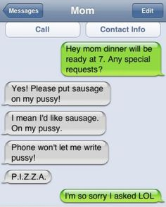 Hilarious Auto Correct blunders, funny texts and message from your phone! Funny Dog Photos, Funny Pictures For Kids, Funny Images, Funny Text Fails, Funny Text Messages, Funny Typos, Text Jokes, Memes Humor, Puns Jokes