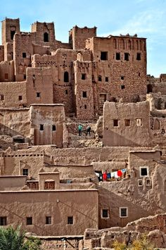 Air Benhaddouis Marruecos