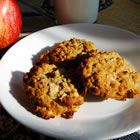 Apple Oatmeal Cookies II Recipe- now I just need to find out if I can sub all purpose flour for whole wheat flour
