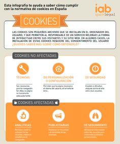 Normativa de Cookies en España (I)