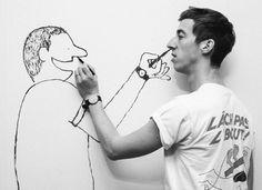 Jean Jullien: Life Drawing, an interview