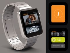 eCommerce Apple Watch App