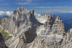 Val di FASSA, orizzonti sulle DOLOMITI | Trekking.it