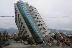 Tujuh Tewas dan 67 Hilang setelah Gempa di Taiwan : Para penyelamat menyisir reruntuhan gedung-gedung yang roboh pada Rabu untuk mencari 67 orang yang masih hilang setelah gempa bumi kuat merenggut sedikitnya tujuh jiwa