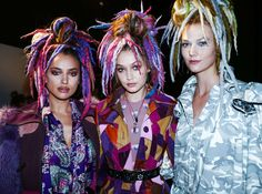 The more Marc Jacobs has attempted to apologise and clarify the cultural appropriation furore which erupted over the dreadlocks modelled in his New York fashion show, the more criticism the fashion designer has received. Fashion 2017, New York Fashion, High Fashion, Fashion Show, Marc Jacobs, Irina Shayk, Wool Dreads, Dreadlocks, Cultural Appropriation