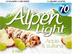 Alpen Light Bars Chocolate Fudge - Pack of 2 Food-Drinks Sauces-Pastes Paste Food-Drinks Fruits Nuts-Vegetables Food-Drinks Sauces-Pastes Paste Slimming World Healthy Extras, Slimming World Syn Values, Slimming World Syns, Chocolate Cereal, Chocolate Fudge, Honey Syrup, Cereal Bars, Snack Recipes