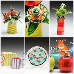 Terry Shipley Ceramics: A Few Favorites